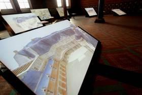 Ecrans 3D salle des Etats Généraux