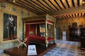 Chambre du Roi_photo D. Lépissier