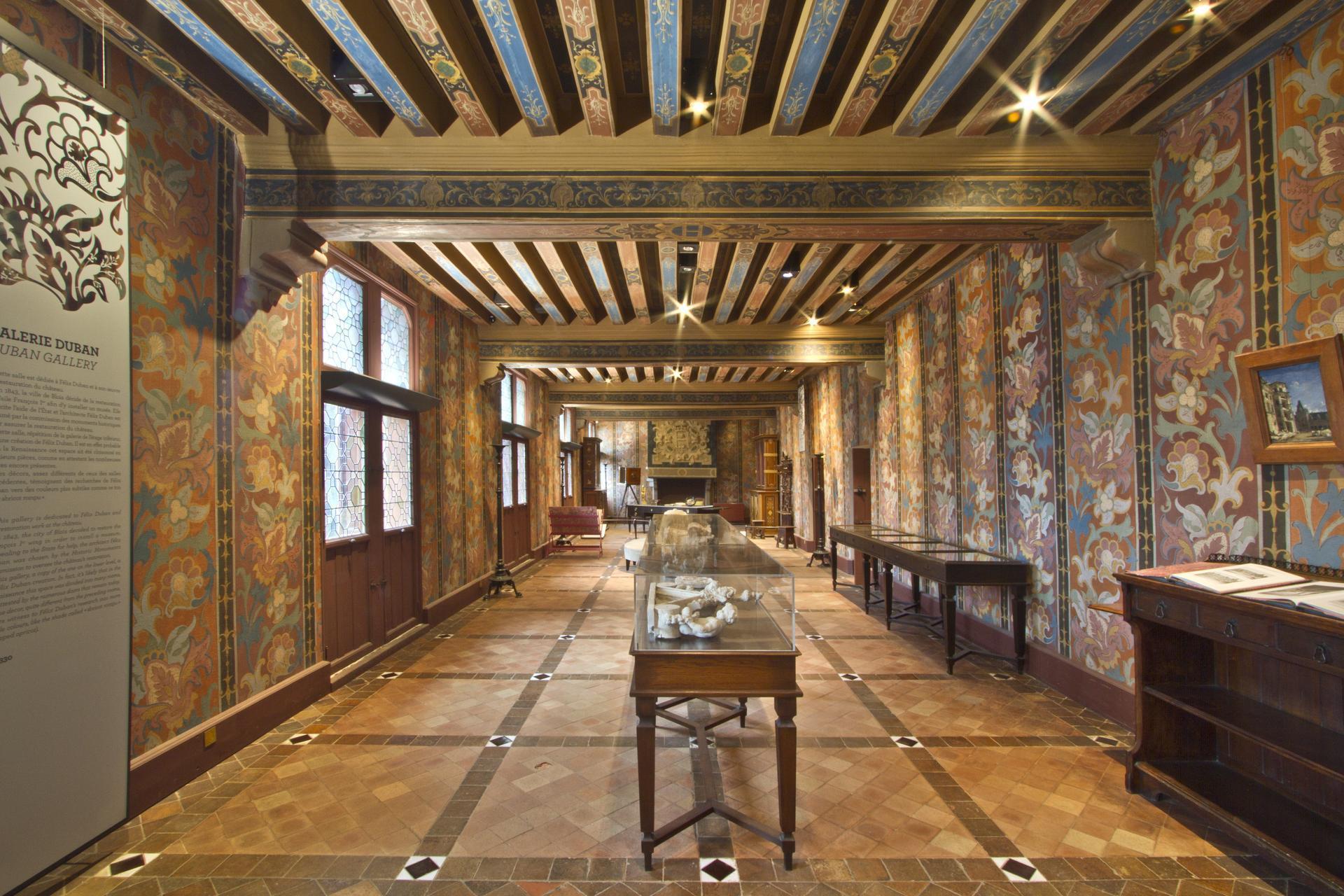 les appartements royaux ch teau royal de blois. Black Bedroom Furniture Sets. Home Design Ideas