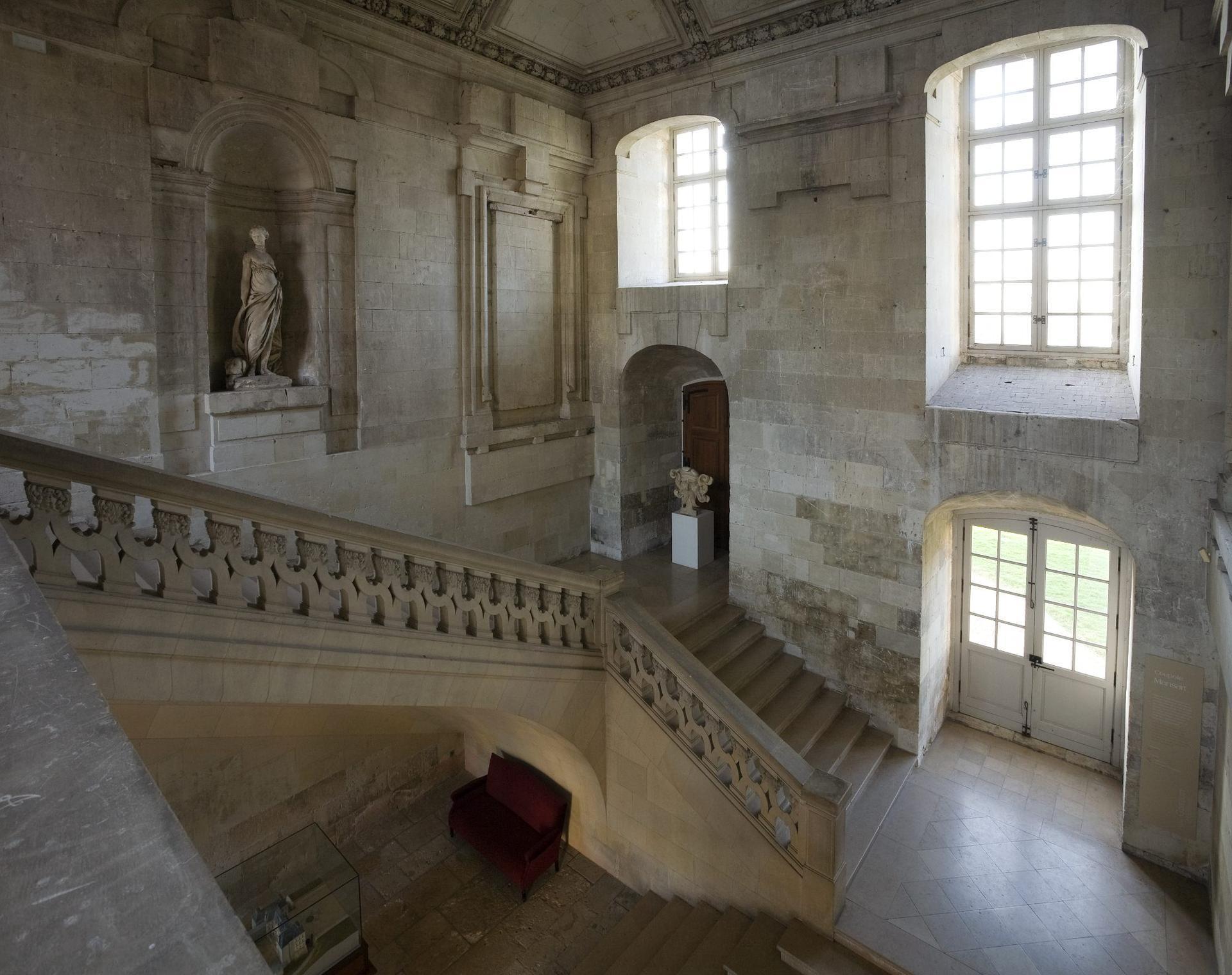 Les 4 styles ch teau royal de blois for Scene d interieur blois