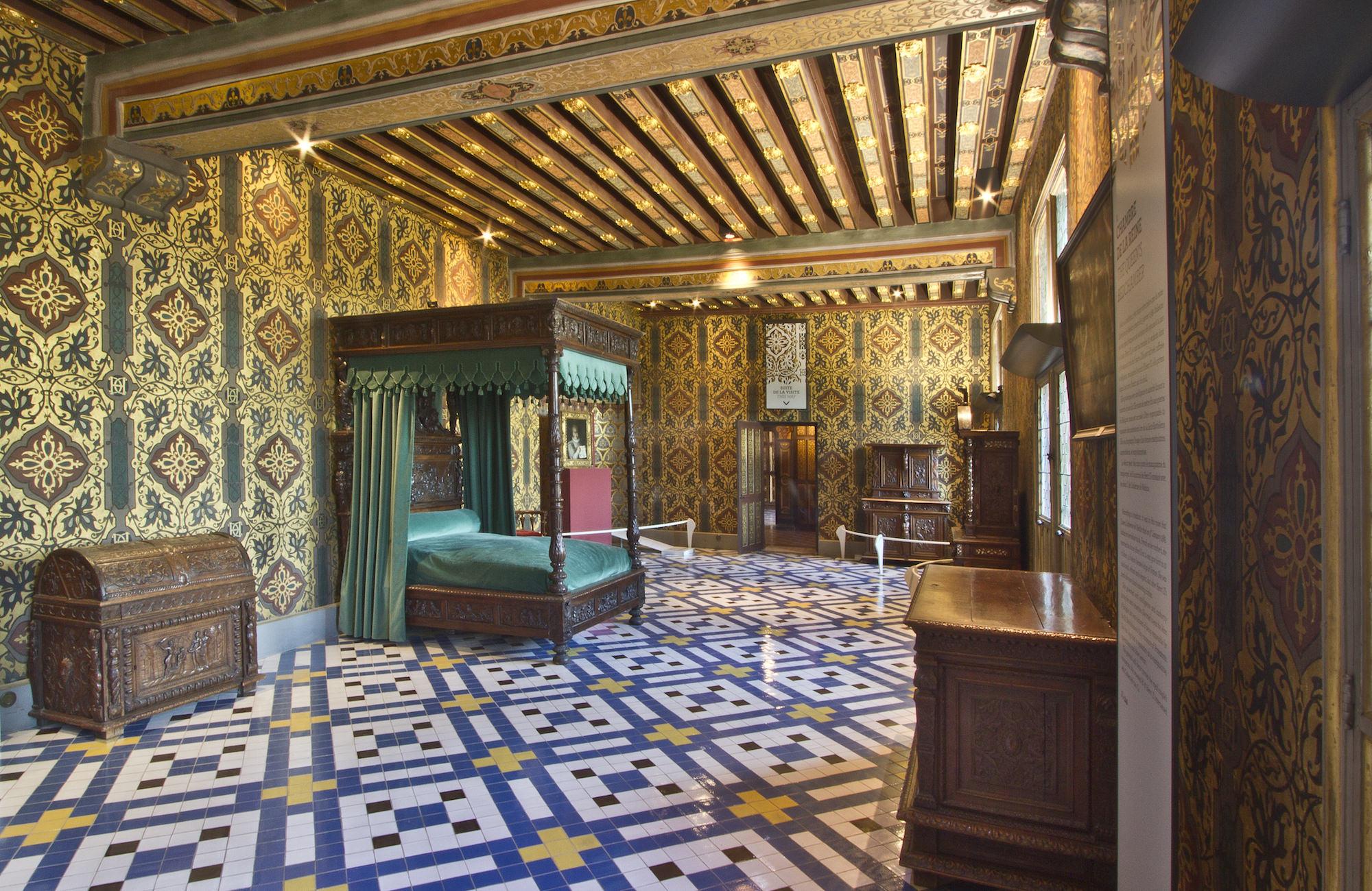 Les appartements royaux Ch¢teau Royal de Blois