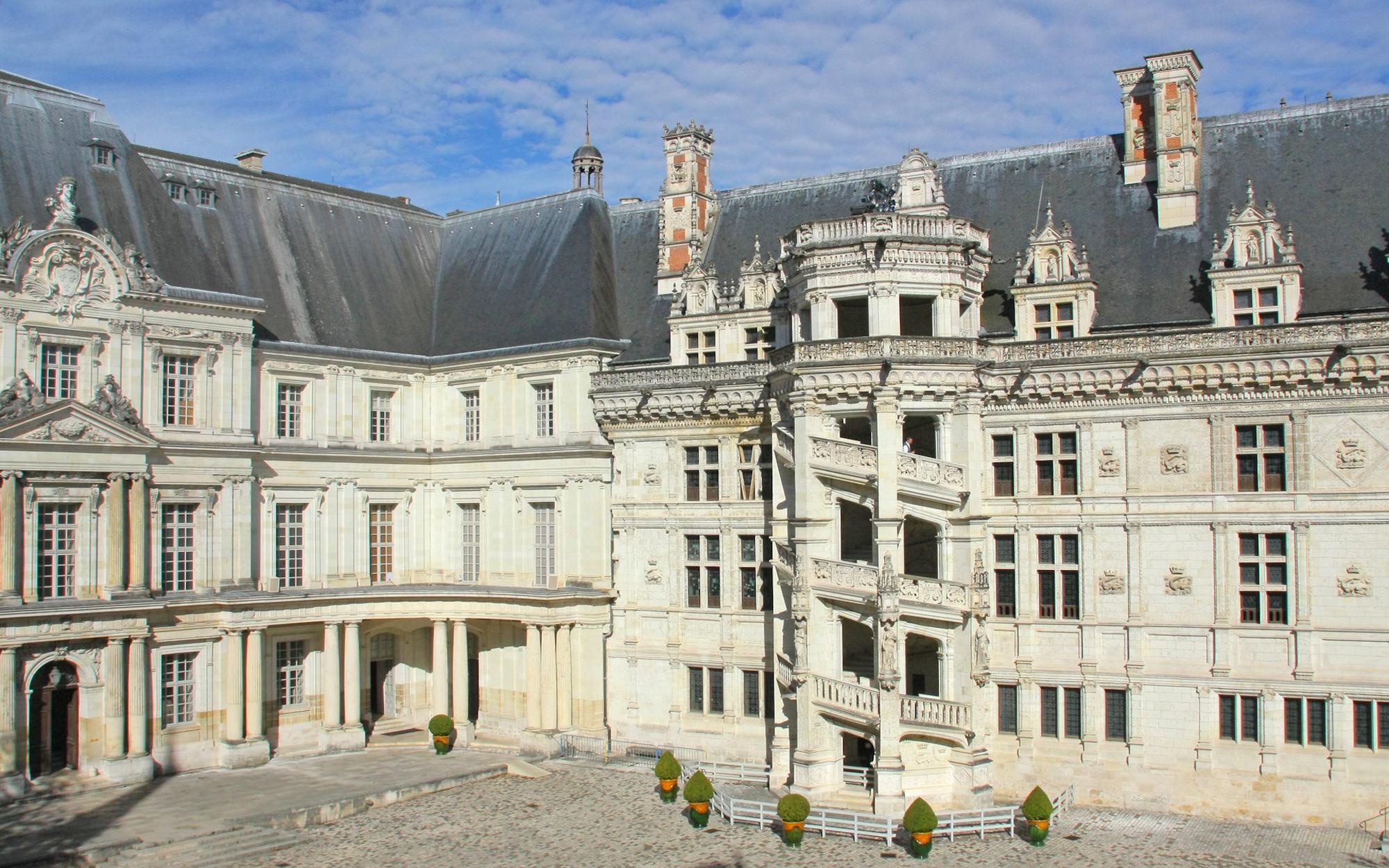 Les appartements royaux ch teau royal de blois for Salon du chiot blois