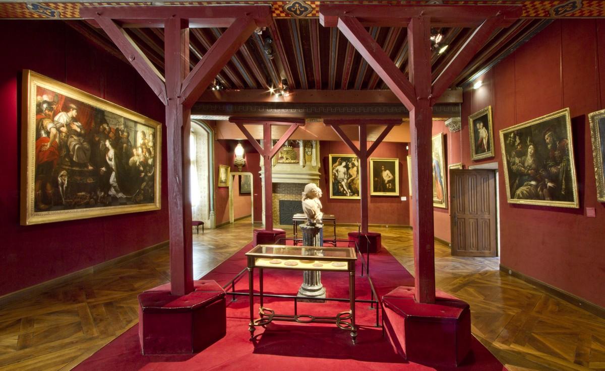Le mus e ch teau royal de blois - Musee art decoratif paris horaires ...