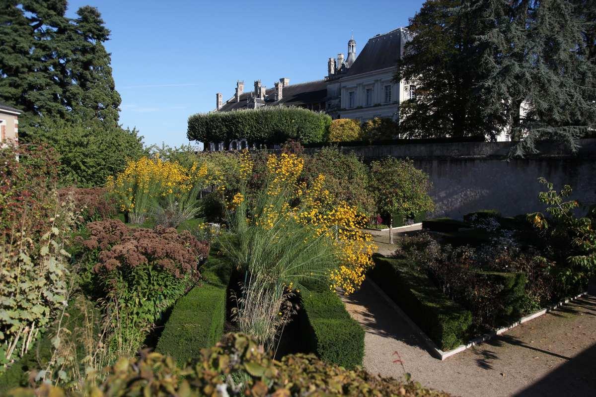 Jardins remarquables de blois ch teau royal de blois for Le jardin du maraicher 91