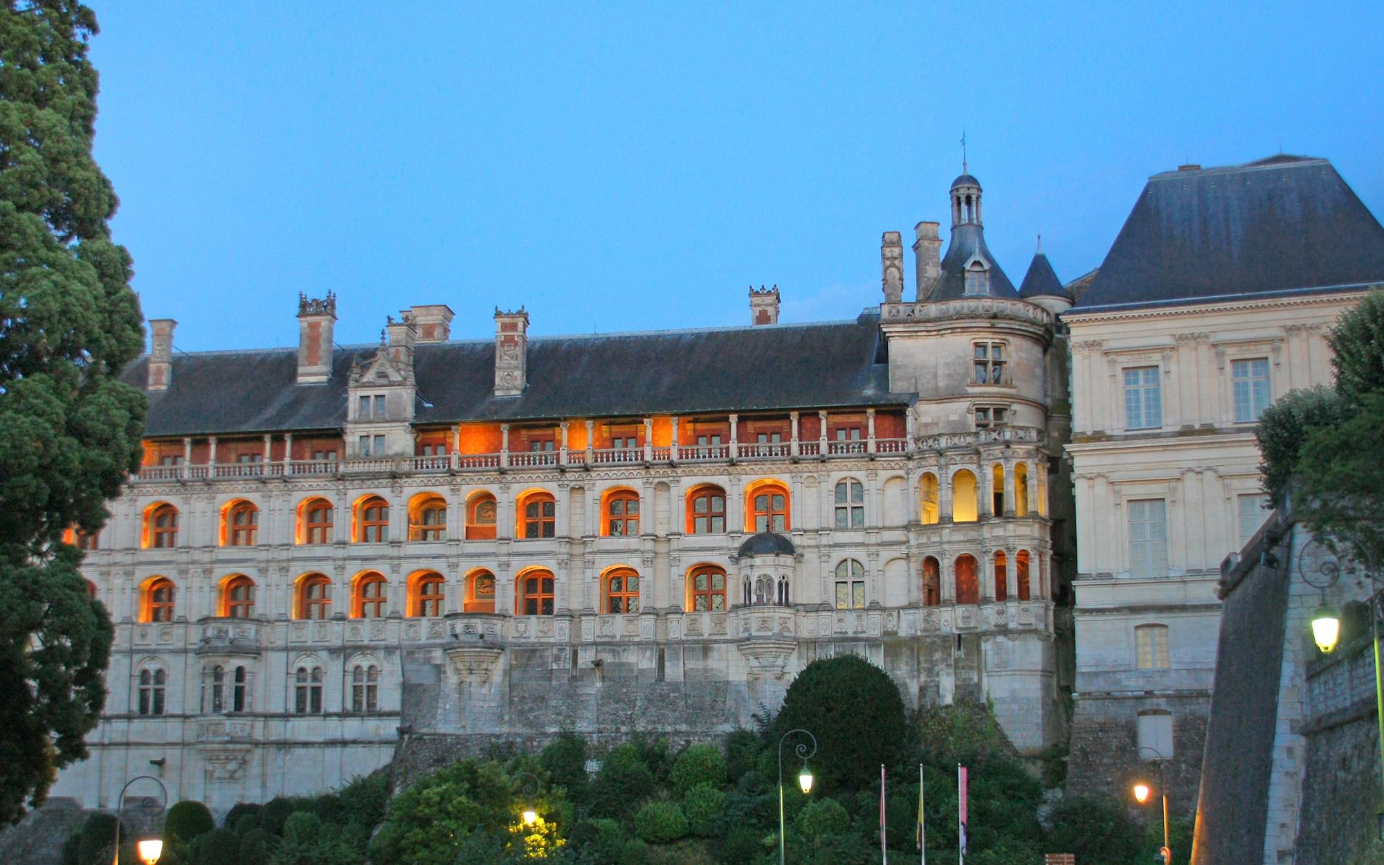 le parcours de visite Ch¢teau Royal de Blois